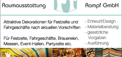 Festzelt raumausstattung rampf gmbh for Festzelt dekoration