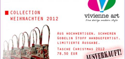 Vivienne Art Taschen Weihnachtskollektion
