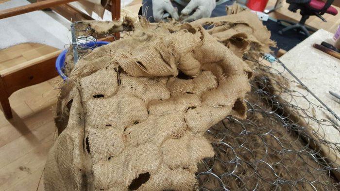 Verschiedene Materialien wurden im Detail fachgerecht eingesetzt