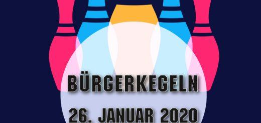 Logo Bürgerkegeln 2020