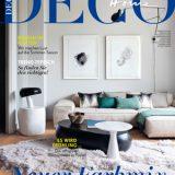 Titelbild DECO HOME Ausgabe April/Mai 2020